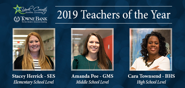 2019 teachers of the year.
